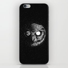 Moon Blinked iPhone Skin