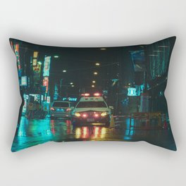 Tokyo Nights / Kiss Land II / Blade Runner Vibes  / Liam Wong Rectangular Pillow