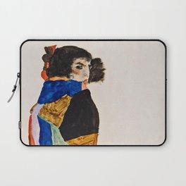 Egon Schiele - Moa Laptop Sleeve
