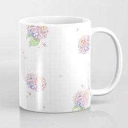 Dreamy Hydrangea Coffee Mug