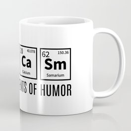 Primary Elements Of Humor Coffee Mug