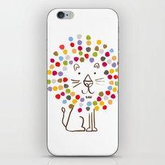 Dandy Lion iPhone & iPod Skin