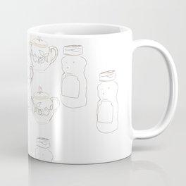 Honey bear and sugar bowl Coffee Mug