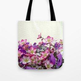 pink - purple Tote Bag