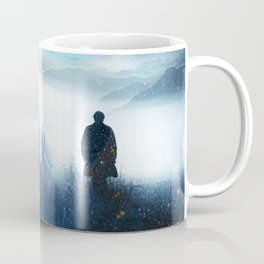 The Abyss A star time traveler Coffee Mug