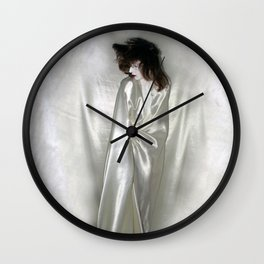 "say no to patriarchy / ""the autonomy"" Wall Clock"