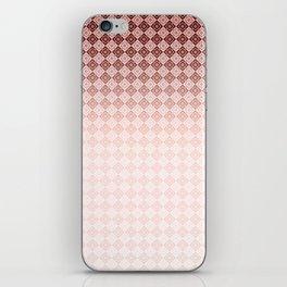Geometric , gradient , Ombre iPhone Skin