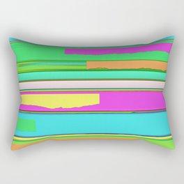 Side streets 2 Rectangular Pillow