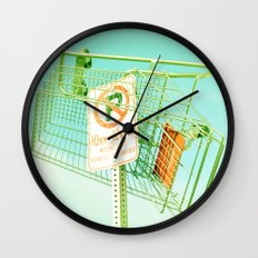 Wednesday Morning... Wall Clock