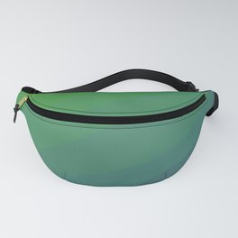 Shades of Deep Water Fanny Pack