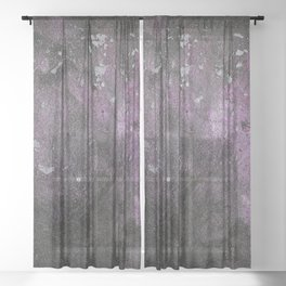 Comet10RF/S-7AR.N.V Sheer Curtain