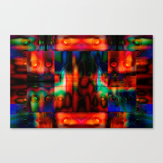 Frequently Multi Canvas Print