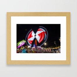 Umbrella Corporation Ride Framed Art Print