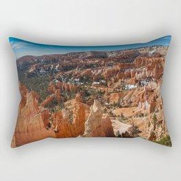 Bryce Canyon Panorama Rectangular Pillow