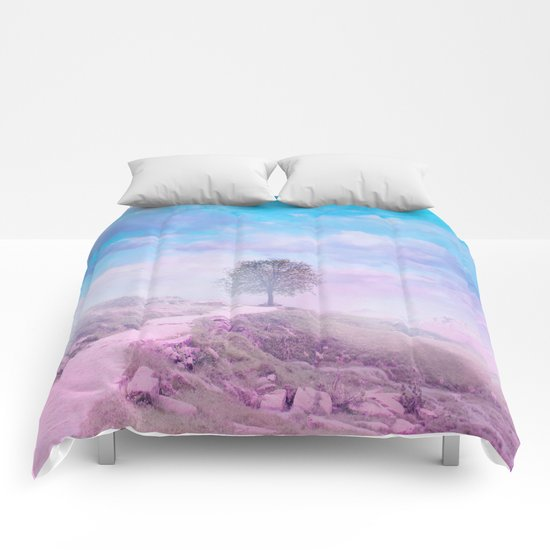 Pastel vibes 10 Comforters