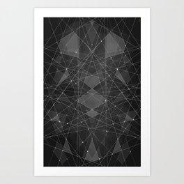 Constellations 2 Art Print
