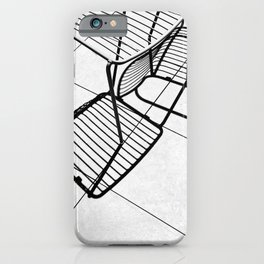 Chairs #9 iPhone Case