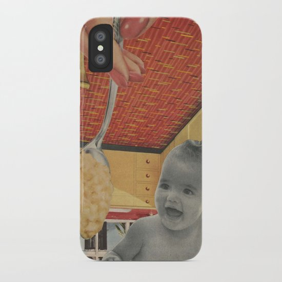 Baby Food iPhone Case