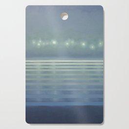Foggy Lagoon Cutting Board