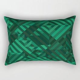 Atacamite Rectangular Pillow