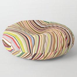 Old Skool Stripes - Flow Floor Pillow