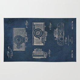 Cazin Camera patent art Rug