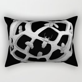 Metamorphosis Rectangular Pillow