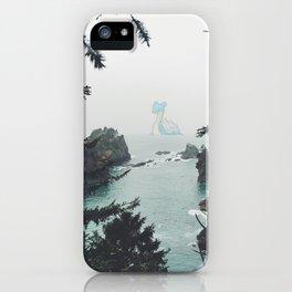 Water-Type Transportation iPhone Case