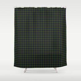 Clan Ranald Tartan Shower Curtain