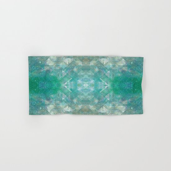 ABSTRACTION Hand & Bath Towel