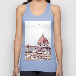 Brunelleschi's masterpiece Unisex Tank Top