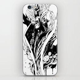 Stoner Warrior iPhone Skin
