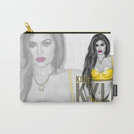 KING KYLIE Jenner Carry-All Pouch