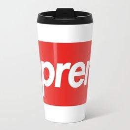 Supreme world Travel Mug