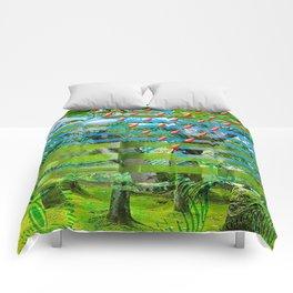 Landscape of My Heart (segment 2) Comforters