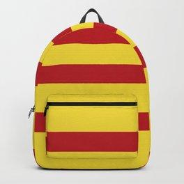 Catalunya: Catalan Flag Backpack