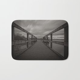 Chasewater Broadwalk Mono Bath Mat