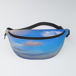 Painted Paradise Fanny Pack