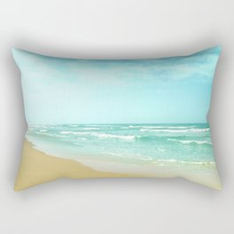 Vintage summer Rectangular Pillow