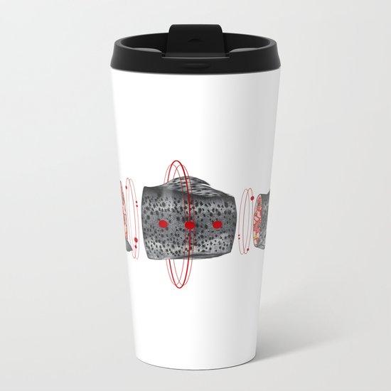 Sashimi II Metal Travel Mug