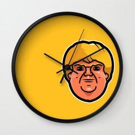 Bevelry Ninja comedy Wall Clock