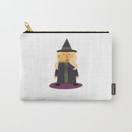 Funny Grand Ma Witch Carry-All Pouch