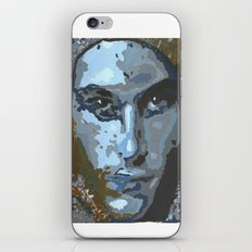 Man iPhone & iPod Skin
