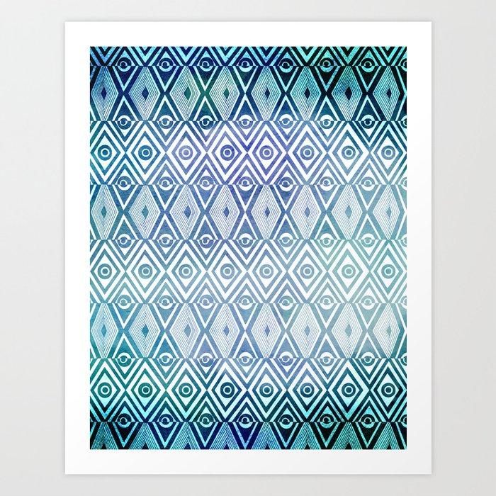 Tribal Empire Art Print
