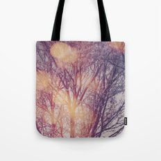 All the pretty lights (1) Tote Bag