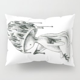 Inkdrop Mushie Pillow Sham