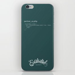 partner_xy.php iPhone Skin