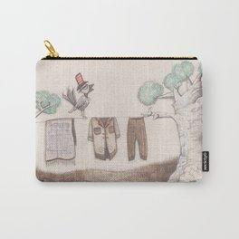 A bird Carry-All Pouch