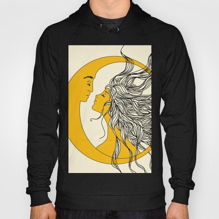 Sun and Moon Hoody