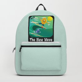 New wave - Bitcoin Backpack